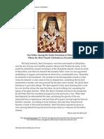 17 Dionysius of Zakynthos