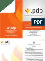 Buku Panduan LPDP