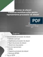 Workflow-Uri Pentru Procese de Afaceri