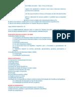 Edital MPU 2013