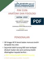 Sistem Otot, Anatomi dan fisiologi