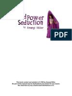 Amargi Hillier-The Secret Art of Mind Power Seduction (2011)