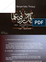 ppt agama islam perilaku terpuji