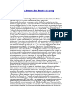 América Latina frente a los desafíos de 2014