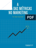 eBook a Magia Das Metricas No Marketing