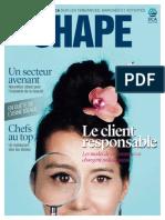 "SCA Magazine SHAPE No 4- 2013 ""Consommation"""