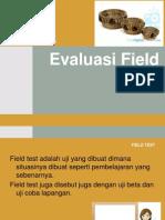 Field TEst Evi