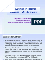 Dr Obi Paper Derivatives in Islamic Finance an Overview Bank Negara 24th June 05