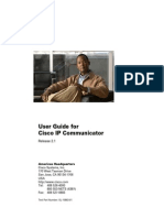 User Guide for