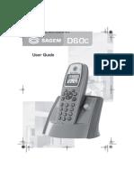 Sagem D60D      LU_251826851A_D60C_UK
