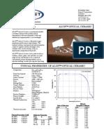 Product Sheet ALON