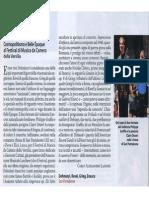 Carlo Alessandro Landini - Cosmopolitism & Belle Epoque - Philippe Graffin & Claire Désert (concert review) August 2011
