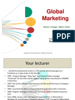 International Marketing - Introduction