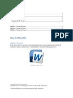 Libro de Office 2013