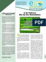 Boletín Ecopantanero No. 10