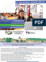 Creducation Teacher Calendar 2009-2010