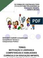 EDUCAÇÃO INFANTIL 2010