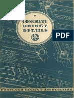Concrete Bridge Details