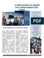 Boletin de Prensa Lunes 27 de Enero de 2014