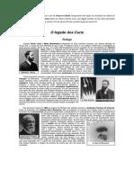 O legado dos Curie