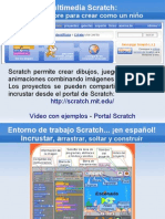 Multimedia Scratch