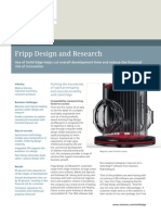 Siemens PLM Fripp and Research Design Cs Z5