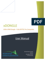 xDongle User Manual
