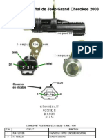 Crank Sensor Grand Cherokee 2003