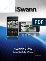SwannView Manual for iPhone v1.5