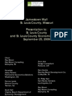 ULI Jamestown Mall Redevelopment Proposal
