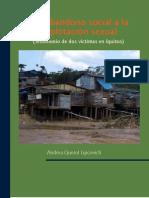 Del abandono social a la explotación sexual - testimonios
