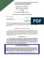Secondary Conveyance File