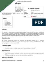 El Soldadito de Plomo - Wikipedia, La Enciclopedia Libre