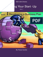 Starting Your Start Up Book 1