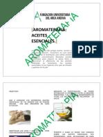 Aceites Esenciales - Duvan Villada 61p