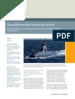 Siemens PLM Howaldtswerke Deutsche Werft Cs Z28
