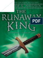 The Runaway King by Jennifer Nielsen (Excerpt)