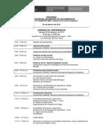 Programa Día Mundial de Humedales