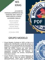 Presentacion Razones Financieras Mf 5