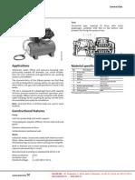 Date Tehnice Grundfos Hidrofor