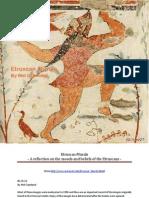 Etruscan Murals