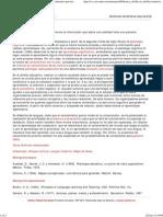 CVC. Diccionario de términos clave de ELE. Conocimientos previos