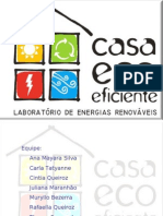 Casa Ecoeficiente.cintia