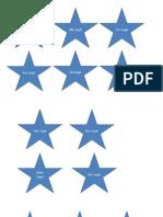 Estrellas Blanca