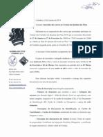 Regulamento de inscrição dos carros no Cortejo da Queima das Fitas 2014