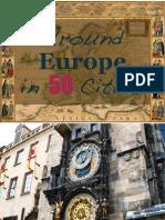 Around Europe in 50 Cities