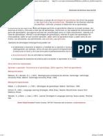 CVC. Diccionario de términos clave de ELE. Estrategias metacognitivas
