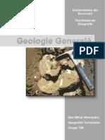 Geologie Generală