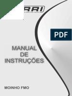 Manual Moinho - Fmo