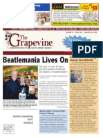 The Grapevine, January 29, 2014